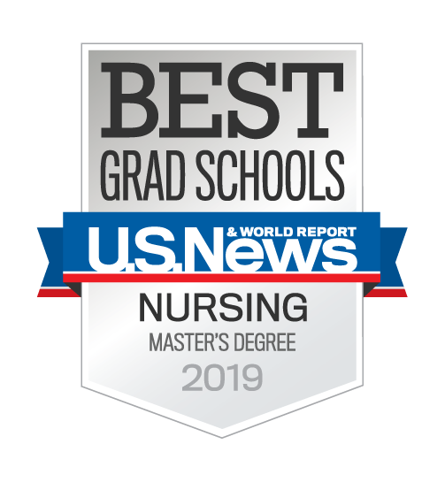 U.S. News & World Report Best Grad School Badge for 2019