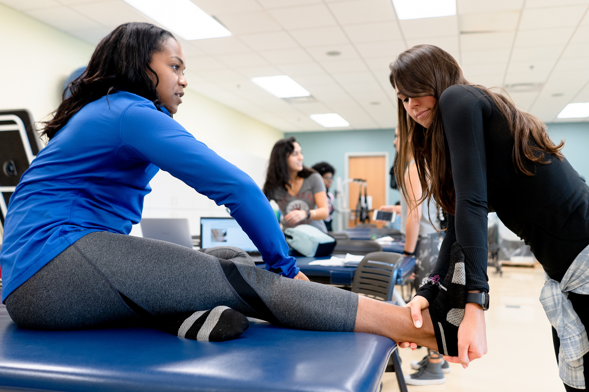 Physical Therapy Nicole Wertheim College Of Nursing Health Sciences Florida International University